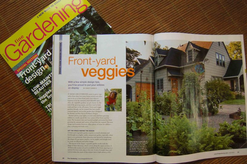 Front Yard Veggies FG 2011-5897