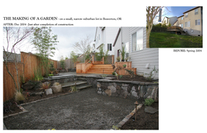 Garden Makeover on Narrow, Suburban Lot - BLOOMTOWN